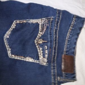 MAURICE'S PLUS SIZE JEANS 24.Bling!DEAL!!